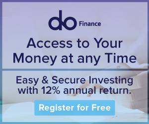 """DoFinance-P2P-Guaranteed-Investments"""