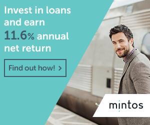 Consigue hasta un 10% de rentabilidad garantizada en Mintos